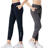 Sports Pants Autumn Female Sportswear Yoga Pants Women Drawstring Training Jogging Sports Trousers