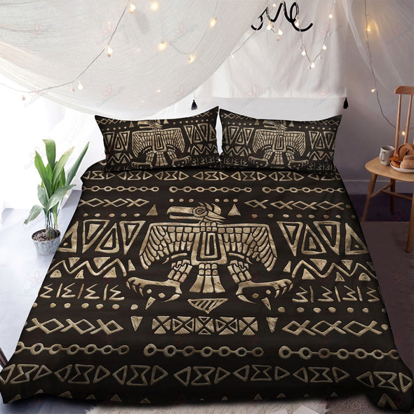 Eagle Ethnic African Duvet Cover Bedding Set