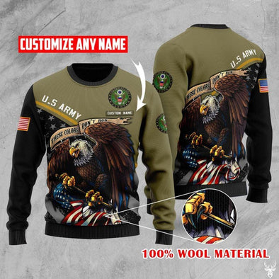 US Army Eagle Sweater