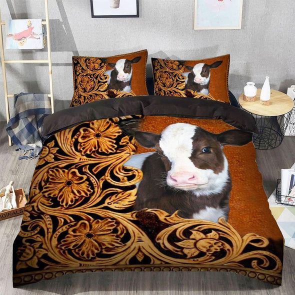 Cow Amazing Duvet Cover Bedding Set