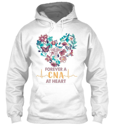 Forever a CNA at Heart Hoodie #HL
