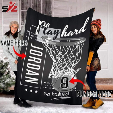 CN blanket Custom Blankets Basketball #CN211119V