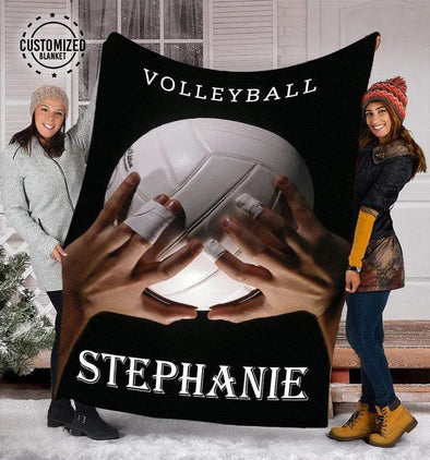 CN blanket Custom Blankets Volleyball - Ball  #171219L