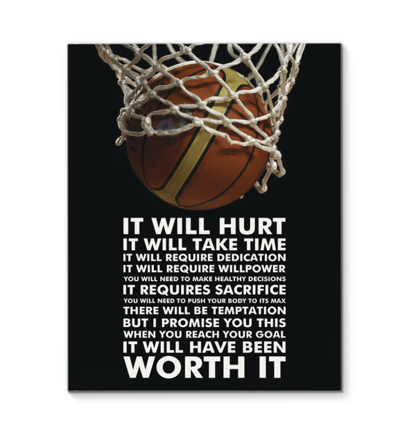 GearLaunch Canvas Prints Basketball Custom Canvas prints WORTH IT