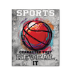 GearLaunch Canvas Prints Wrapped Canvas 20x24 / White Basketball Custom Canvas prints Sports do not build the character