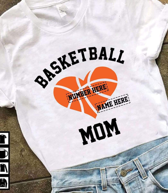 Burger T-shirt Basketball Customized Shirt #262L