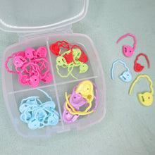 Load image into Gallery viewer, Clover Quick Locking Stitch Marker Set