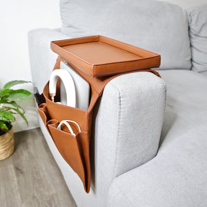 MAYKR Couch Caddy