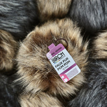 Load image into Gallery viewer, Faux Fur Pom Poms