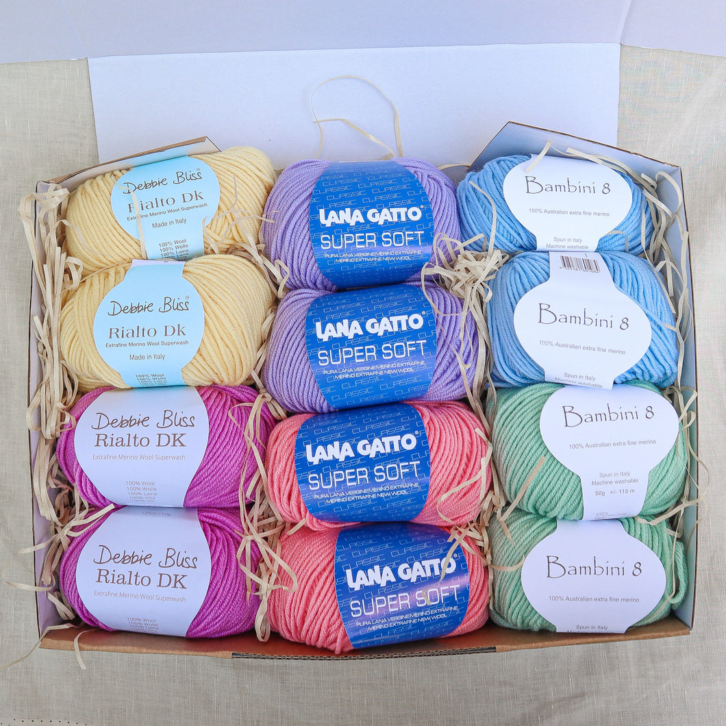 Mystery Gift Box - YARN ONLY