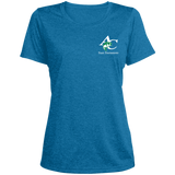 LST360 Ladies' Heather Dri-Fit Moisture-Wicking T-Shirt