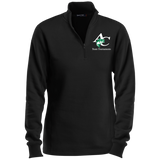 LST253 Ladies' 1/4 Zip Sweatshirt