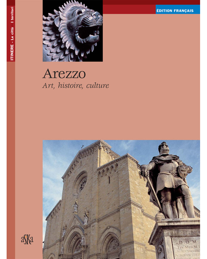 AREZZO, GUIDE ILLUSTRE, EDITION FRANCAISE