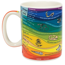 GEOLOGICAL TIME MUG