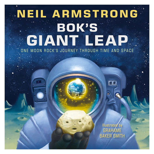 PRE-SALE!! Bok's Giant Leap by Neil Armstrong
