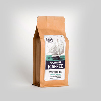 AVONTUUR Sailed Coffee (100% emission free) 250g