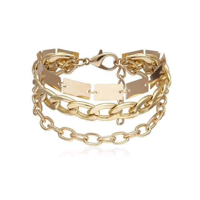 Secret Story Jewelry Bracelet Multilayer Chain Bracelets