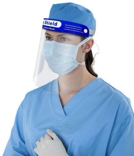 Adjustable Face Shield (5 pcs) - CanMedic Tech