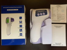 Load image into Gallery viewer, Infrared Forehead Thermometer - CanMedic Tech
