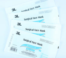 Load image into Gallery viewer, Surgical Face Mask - 3L(20 PCs) - CanMedic Tech