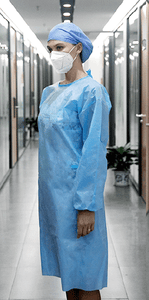 Disposable Surgical/Operating Gown - CanMedic Tech