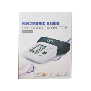 Electronic Blood Pressure Monitor - CanMedic Tech