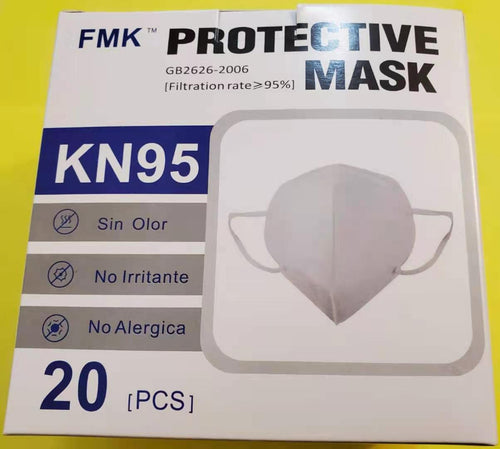 KN95 Protective Mask (20 pcs) - CanMedic Tech