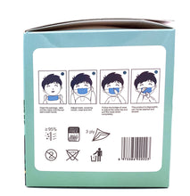 Load image into Gallery viewer, ASTM Lvl 1 Children's Disposable Medical Face Mask (30pcs/box) - CanMedic Tech