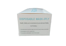 Load image into Gallery viewer, Disposable Face Mask (50 PCS) - CanMedic Tech