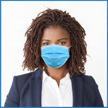 Load image into Gallery viewer, ASTM Level 3 Surgical Mask - [MADE IN CANADA] - CanMedic Tech
