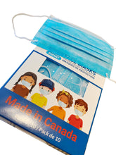 Load image into Gallery viewer, Surgical Mask for Kids [MAKE IN CANADA] - CanMedic Tech
