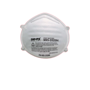 FN-N95-2020H Health Care Particulate Respirator[MADE IN CANADA] - CanMedic Tech
