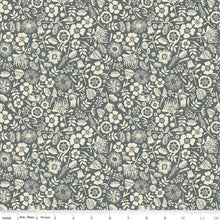Load image into Gallery viewer, Floral Imprint - Gray