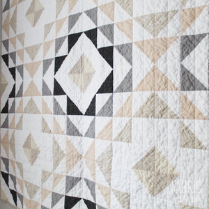 Diamond Ripples Quilt