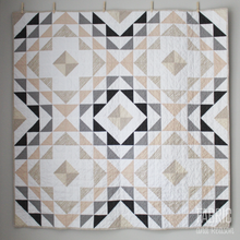 Load image into Gallery viewer, Diamond Ripples Quilt