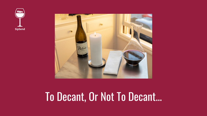 To Decant, Or Not To Decant