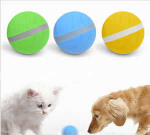 Electric Pet Toy Rolling Ball