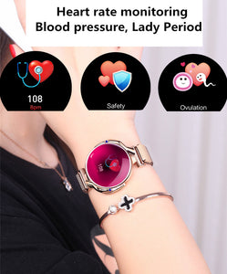Z38 fashion female smart bracelet