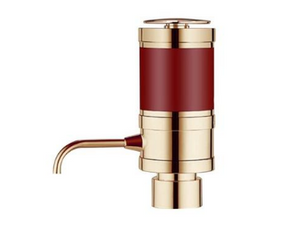 Turn Your Wine Bottle Into A Tap Dispenser Red Wine Aerator
