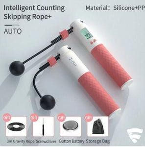 Electronic Wireless Skipping Rope