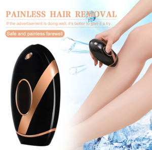 Beauty Laser Hair Removal IPL Epilator Machine w/ Whitening & Elasticity