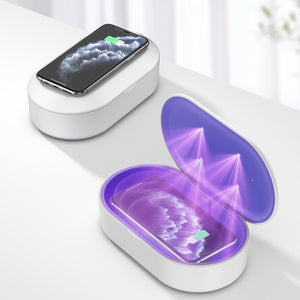 MaxProtect Multifunctional sterilization box wireless charger