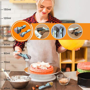 Adjustable Measuring Cups and Spoons Sets Magnetic Scoop