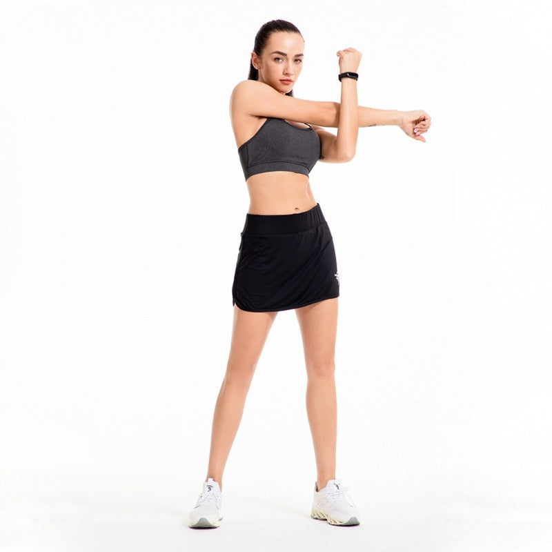 Airming-Workout Pleated Skorts