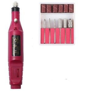Poliwonder-DIY Nail Polishing Drill Set