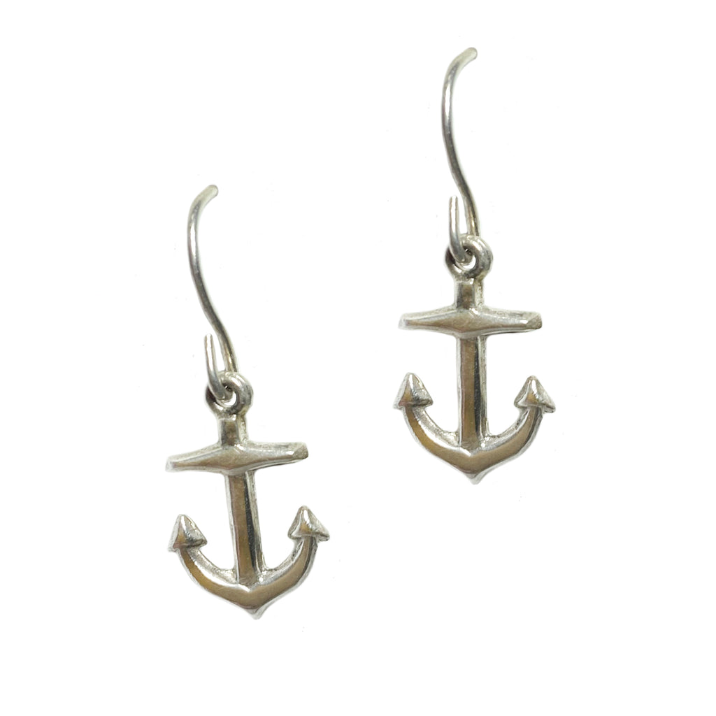 40% Off! Anchor Earrings