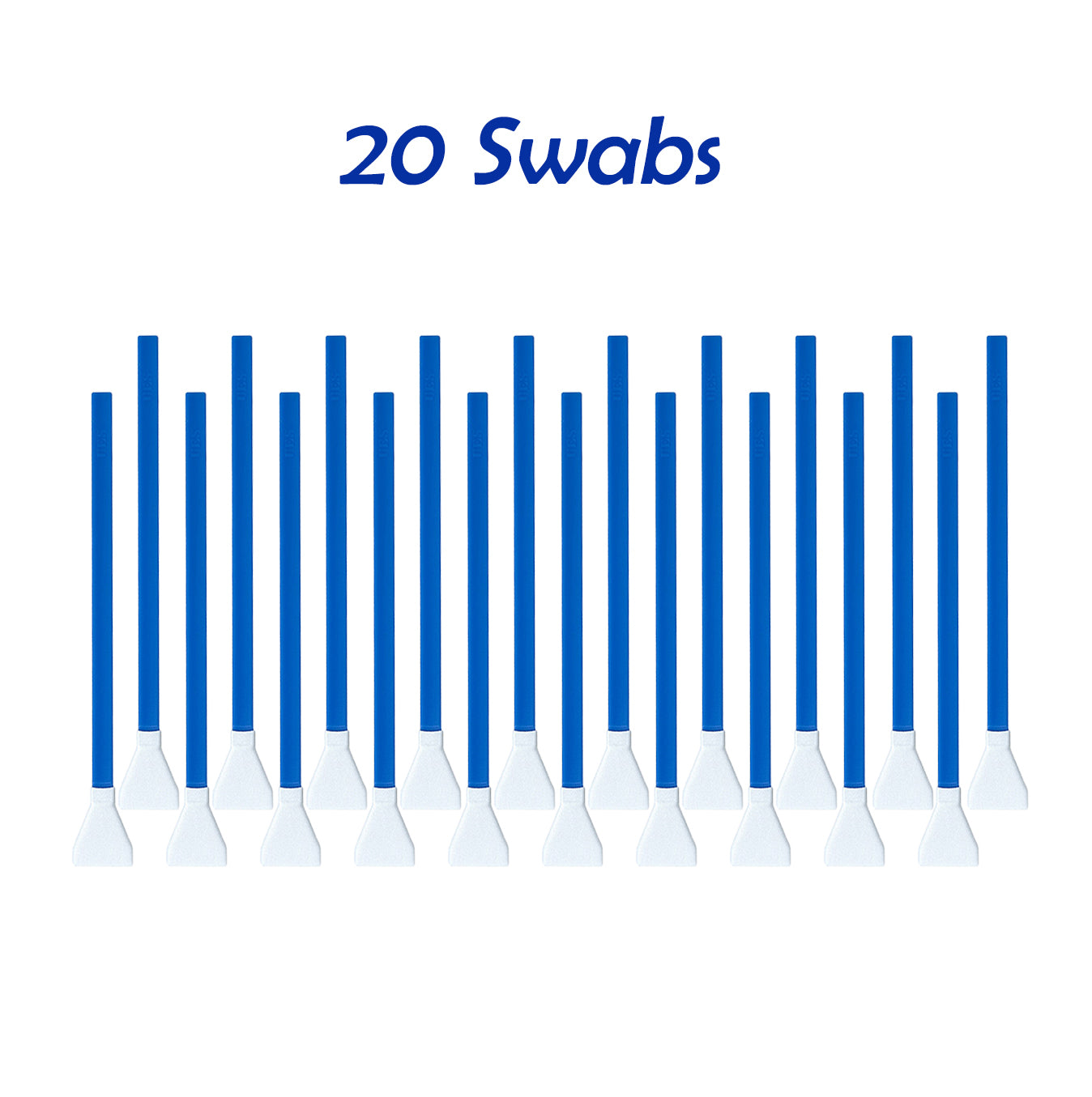 UES APSC-20 APS-C Sensor Cleaning Swab (20 X 16mm Sensor Cleaning Swabs)