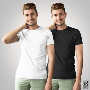 Pack of 2 : Black & White