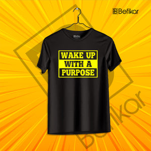 Wake Up With A Purpose