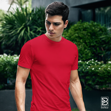 Load image into Gallery viewer, Red Solid T-Shirt